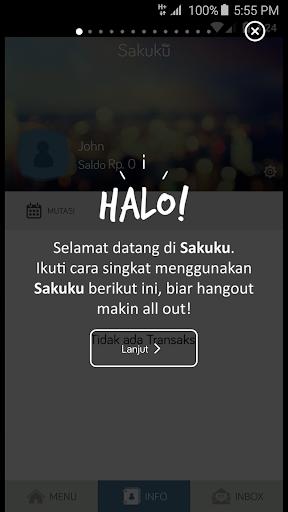 Sakuku screenshot