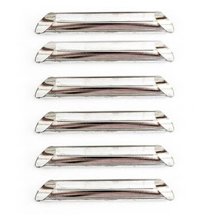 Set 12 forme prajituri: 6 forme cilindrice + 6 forme conice