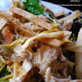 Friday Favorite – Bajio Chicken Chile Salad