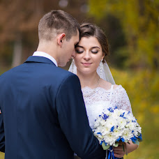 Wedding photographer Maksim Vasilenko (Maximilyan77). Photo of 31.10.2017