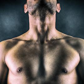 Alex by Edita Šidélková - People Portraits of Men ( body, body parts, fitness, men )