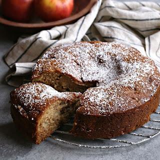 Honey Apple Cake Recipe