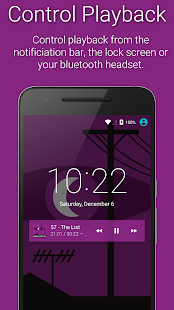 uPod Podcast Player- screenshot thumbnail