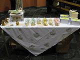 Photo: Vente au profit de la paroisse de Taybeh