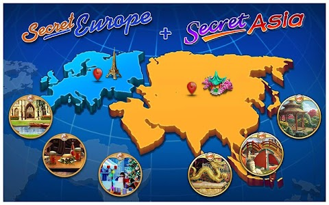 Secret Europe: Hidden Object screenshot 4