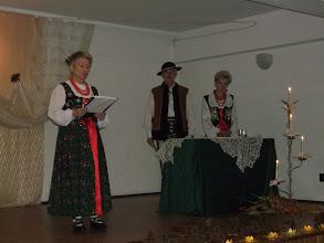 Photo: Jadwiga Gacek, Józef Urbańczyk i Maria Żur