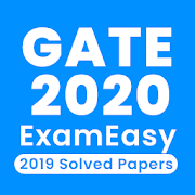 GATE 2020 ExamEasy - [Solved] 2019 Papers