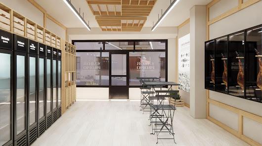 Comienzan las obras del espacio gourmet que aglutinará los productos de Serón
