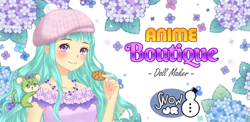 anime boutique doll maker apps on google play