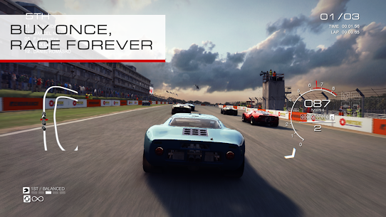 GRID™ Autosport Apk Download For Android and Iphone 8