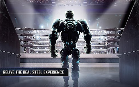 Real Steel MOD (Unlimited Money) 7