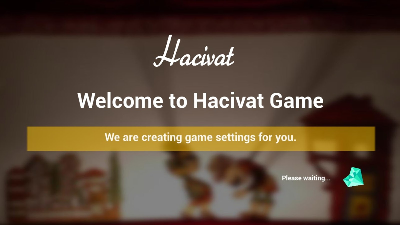 Hacivat Game- screenshot