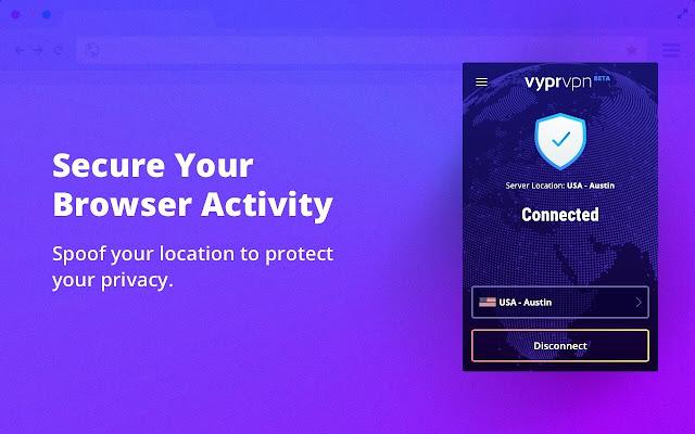 VyprVPN Secure Chrome VPN Proxy
