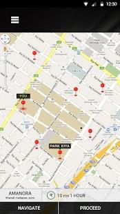 ParKKiya-Parking,Reservation screenshot