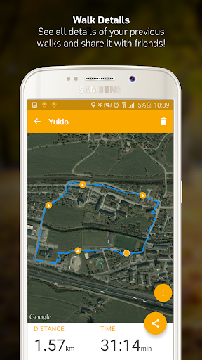 玩免費生活APP|下載Dog Walk - Track your dogs! app不用錢|硬是要APP