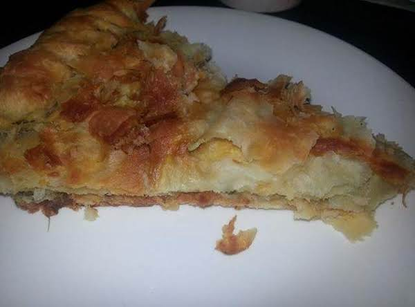 Albanian Pizza For Hanife Recipe