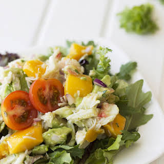 Mango Crab Salad Recipes.