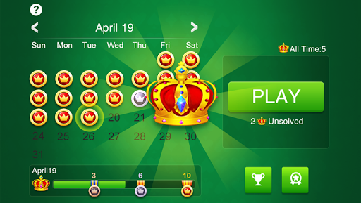 Solitaire: Daily Challenges 2.9.496 8