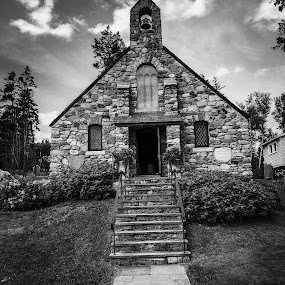 by Marie Carpenter Perry - Buildings & Architecture Places of Worship