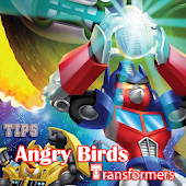 Tips Angry Birds Tranformers new