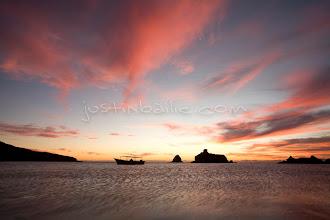 Photo: Scenic image of the Sea of Cortez, Mexico