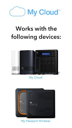 My Cloud 4.4.9 screenshots 1