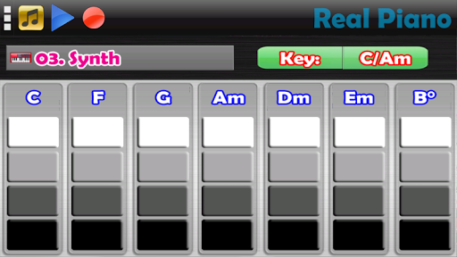 Real Piano screenshot 3