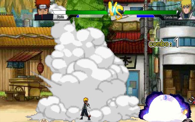 Naruto vs One Piece Game