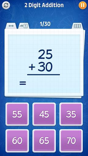 Math Games - Addition, Subtraction, Multiplication apktram screenshots 8