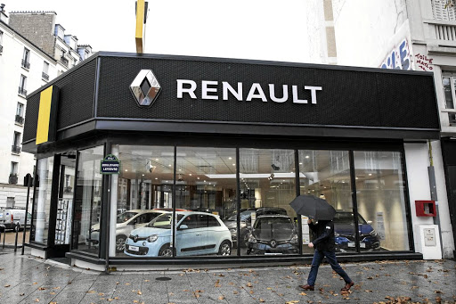 Renault sales chief Olivier Murguet checked declined to comment on the leadership crisis at Renault-Nissan or any effect on sales after Ghosn's arrest in Japan for alleged financial misconduct or any sales impact. Picture: BLOOMBERG/CHRISTOPHE MORIN