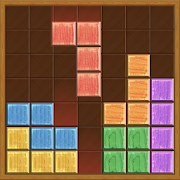 Game Wood Block Puzzle 2018 apk for kindle fire
