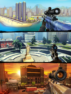 Sniper 3D: Fun Offline Gun Shooting Games Free 5