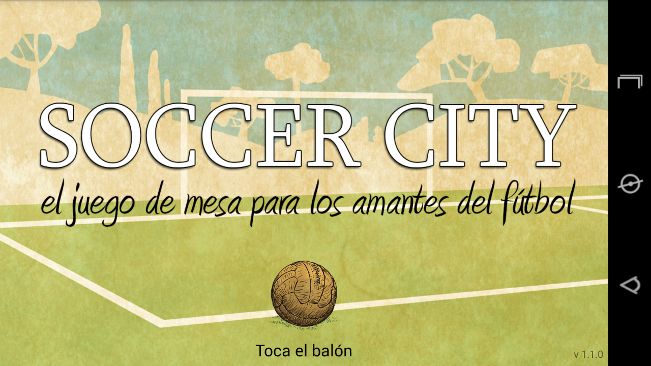Soccer City en Español- screenshot