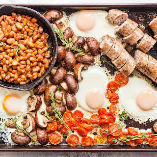 Sheet Pan English Breakfast.