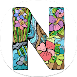 Alphabet Coloring Pages icon