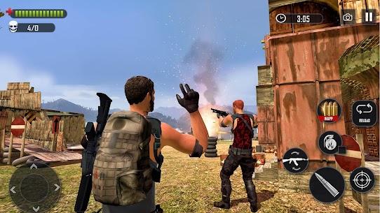Battleground Fire : Free Shooting Games 2019 10