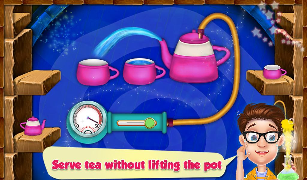 Science Chemistry For Kids- screenshot