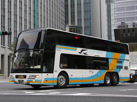 JR四国バス「ドリーム高知号」 ・214