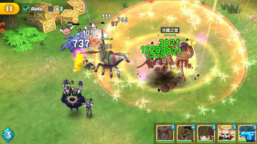 RO仙境傳說:我的戰術 screenshot 15