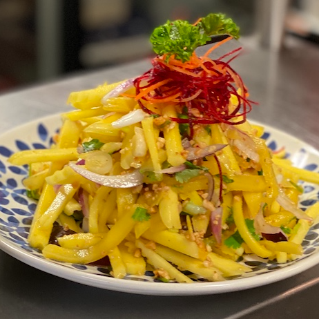Yum Mamuang Salad
