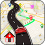GPS Route Finder APK icon