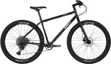 Surly MY20 Bridge Club 27.5 Touring Bike - Black
