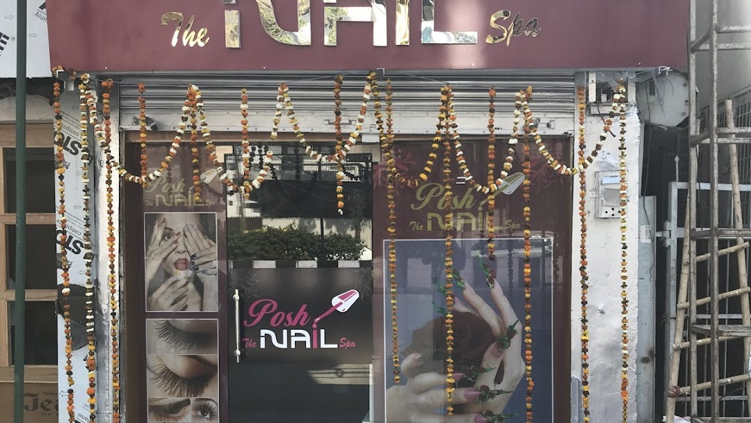 Posh The Nail Spa - Nail Salon in Ashok Vihar III