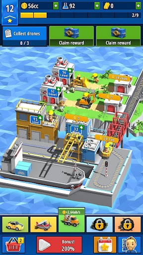 Idle Inventor - Factory Tycoon 0.3.4 screenshots 5
