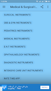 Medical & Surgical Instruments App Download For Android 2