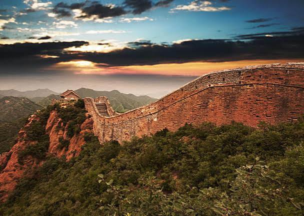 Grande Muralha de Jinshanling até Simatai