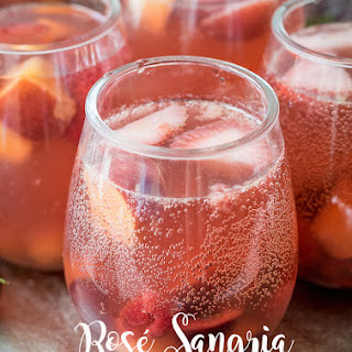 Rosé Sangria.