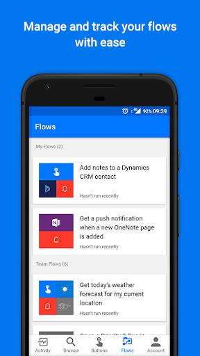 Microsoft Flowu2014Business workflow automation 2.27.0 screenshots 3