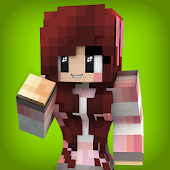 Girls Skins for MCPE