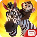 Wonder Zoo - Animal rescue ! Icon
